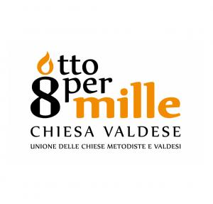 logo otto per mille chiesa valdese