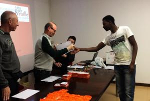 Formazione di ISF a Beira