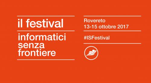 Festival di informatici senza frontiere a rovereto